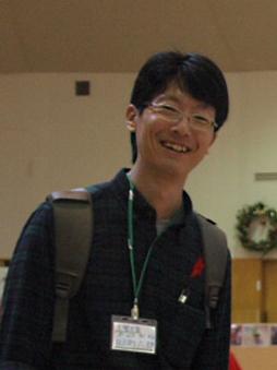 田渕 六郎 氏